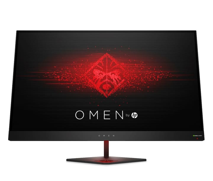 OMEN 27 écran Gaming HP 785300128613 Photo no. 1