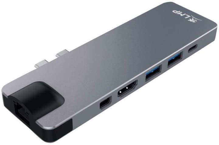 USB-C Compact Dock 4K 8Port, SG Dockingstation LMP 785300143367 Photo no. 1
