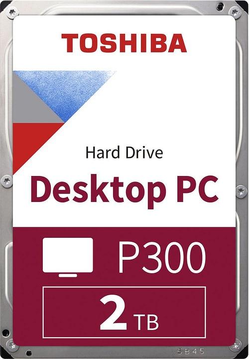"P300 High Performance 2TB 3.5"" SATA HDD Intern Toshiba 785300137543 Bild Nr. 1"