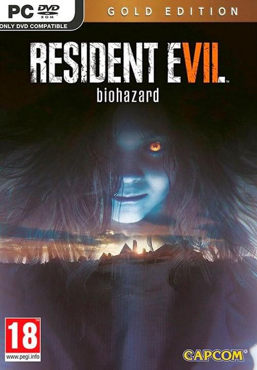 PC - Resident Evil 7 Gold Edition Box 785300132139 Bild Nr. 1