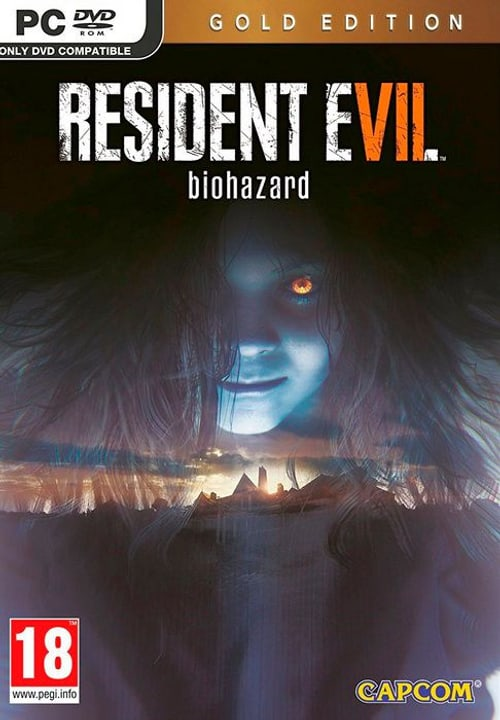 PC - Resident Evil 7 Gold Edition Physisch (Box) 785300132139 Bild Nr. 1