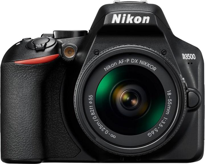 D3500 Kit AF-P DX 18-55 mm Spiegelreflexkamera Nikon 793437900000 Bild Nr. 1