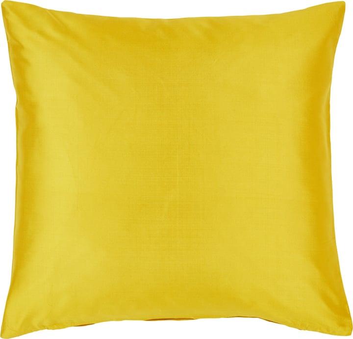 DELIA Fodera per cuscino decorativo 450725740050 Colore Giallo Dimensioni L: 40.0 cm x A: 40.0 cm N. figura 1