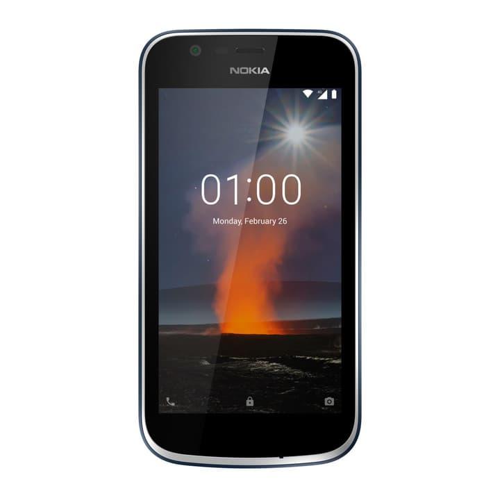 1 Dual SIM 8GB Dark Blue Smartphone Nokia 785300133242 N. figura 1