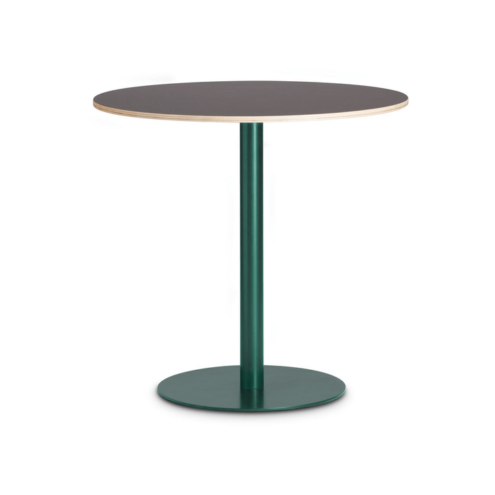 MILTON Tavolino da bistrò 366193200000 Dimensioni A: 73.6 cm Colore Nero N. figura 1