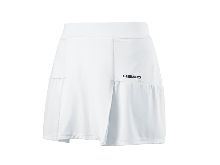 Club Basic Skort Long W Jupe pour femme Head 473219200310 Couleur blanc Taille S Photo no. 1