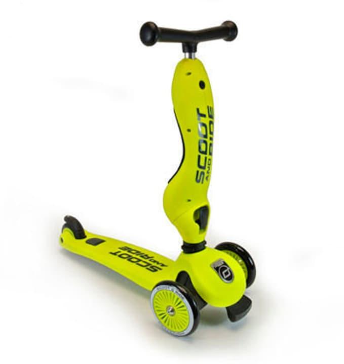 Highwaykick Scooter Scoot and Ride 492384600061 Colore verde chiaro Taglie Misura unitaria N. figura 1