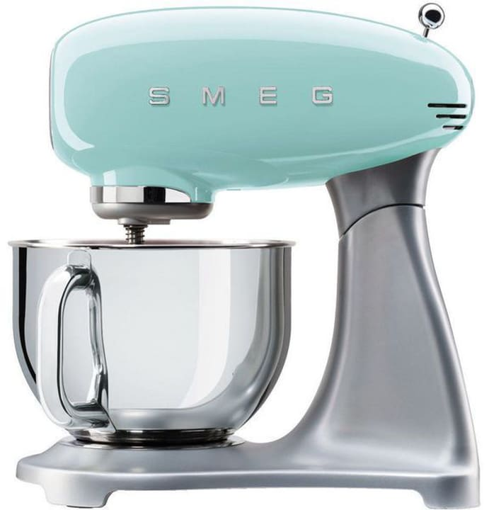 50's Retro Style vert Robot de cuisine Smeg 785300136782 N. figura 1