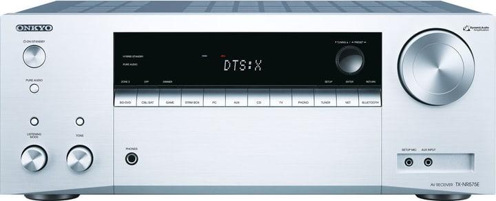 TX-NR575E - Argento Amplificatore Onkyo 785300130331 N. figura 1