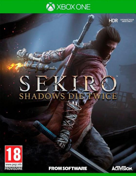 Xbox One - Sekiro: Shadows Die Twice Box 785300141216 Langue Français Plate-forme Microsoft Xbox One Photo no. 1