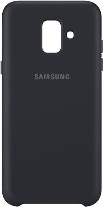 Dual Layer Cover noir Coque Samsung 785300136038 Photo no. 1