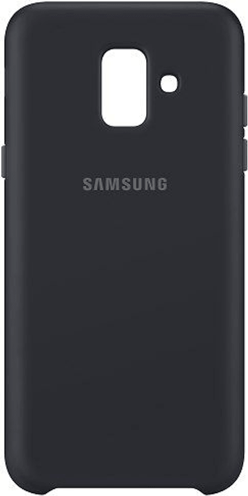 Dual Layer Cover nero Custodia Samsung 785300136038 N. figura 1