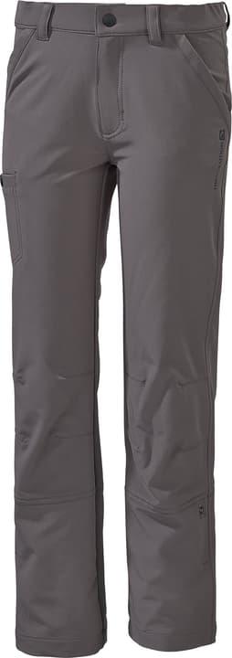 Pantalon de trekking pour fille Trevolution 464560312283 Couleur gris foncé Taille 122 Photo no. 1