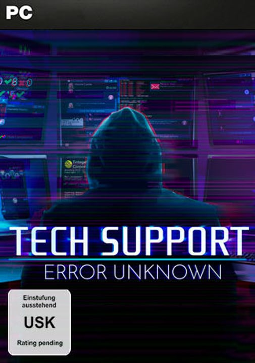 PC/Mac - Tech Support: Error Unknown Download (ESD) 785300142883 N. figura 1
