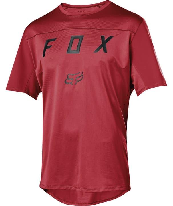 Flexair Moth Herren-Kurzarmtrikot Fox 461371300430 Farbe rot Grösse M Bild Nr. 1