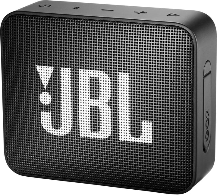 GO 2 - Schwarz Bluetooth Lautsprecher JBL 772830800000 Bild Nr. 1
