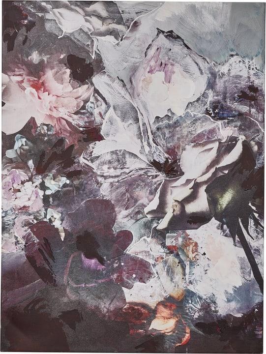 FLEUR AQUARELLE I Quadro canvas 431843500000 N. figura 1