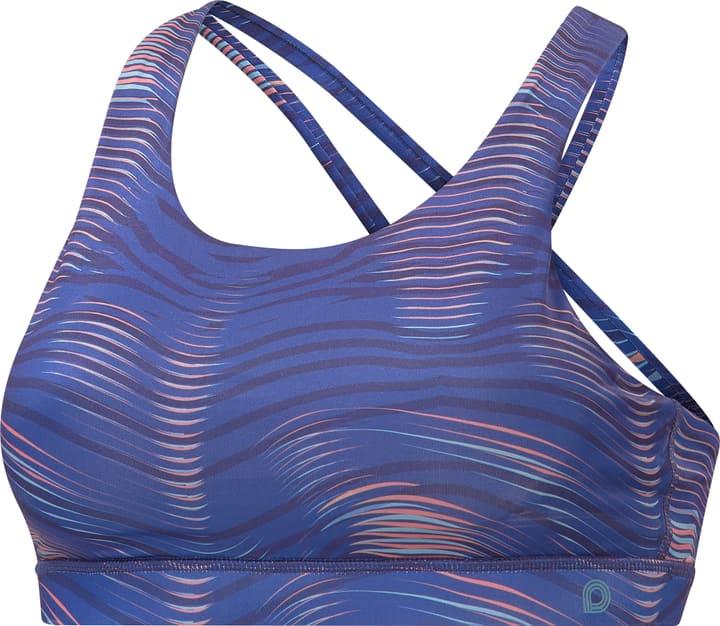 Fitness Bra Sport-BH Perform 462040400440 Farbe blau Grösse M Bild-Nr. 1
