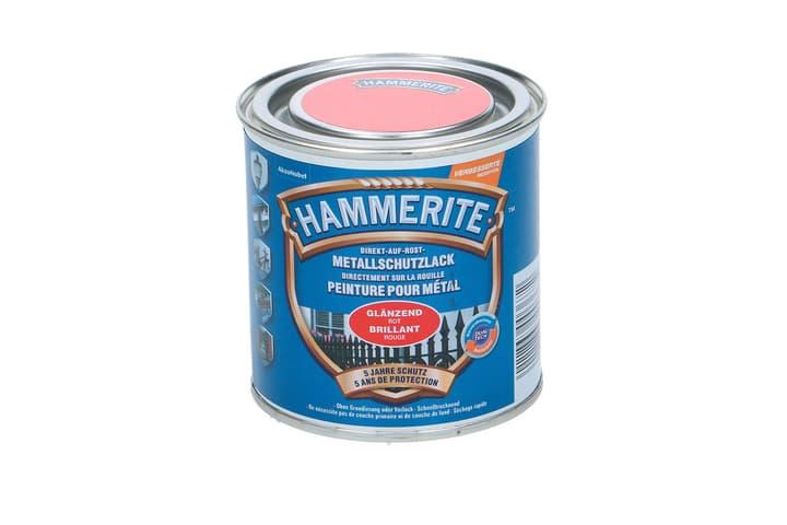 Peinture pour métal rouge brilliant 250 ml Hammerite 660806300000 Couleur Rouge Contenu 250.0 ml Photo no. 1