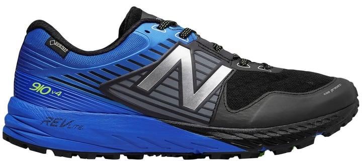 910v4 GTX Chaussures de course pour homme New Balance 463225946520 Couleur noir Taille 46.5 Photo no. 1
