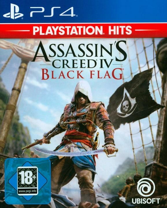 Assassin's Creed 4 Black Flag [PS4] (D) Box 785300138748 Bild Nr. 1