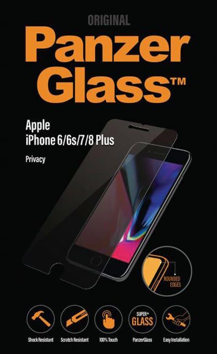 Privacy iPhone 6/6s/7/8 Plus Schutzfolie Panzerglass 798616000000 Bild Nr. 1