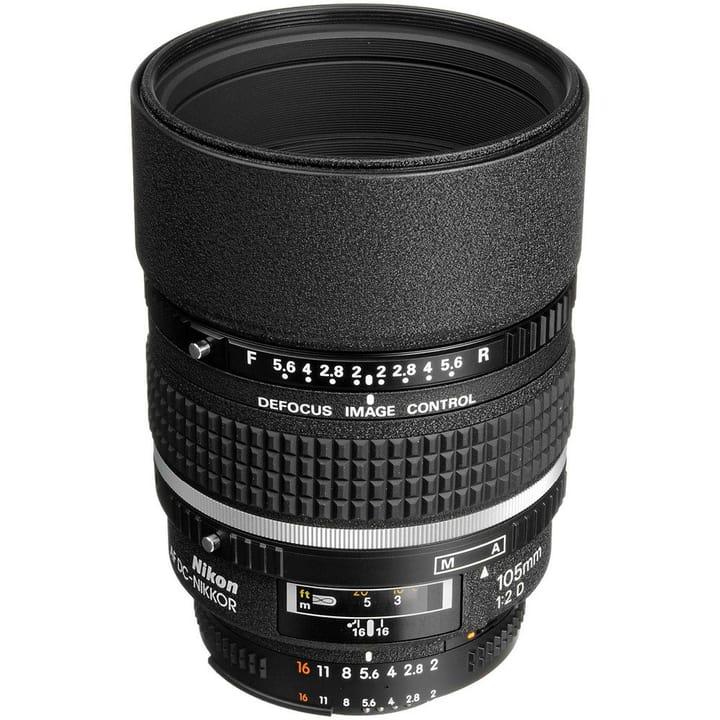 AF 105mm/2.0 D DC Nikon 785300134918 Photo no. 1