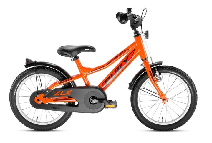 ZLX 16-1 Alu bicicletta per bambini Puky 464820200034 Dimensioni del telaio one size Colore arancio N. figura 1