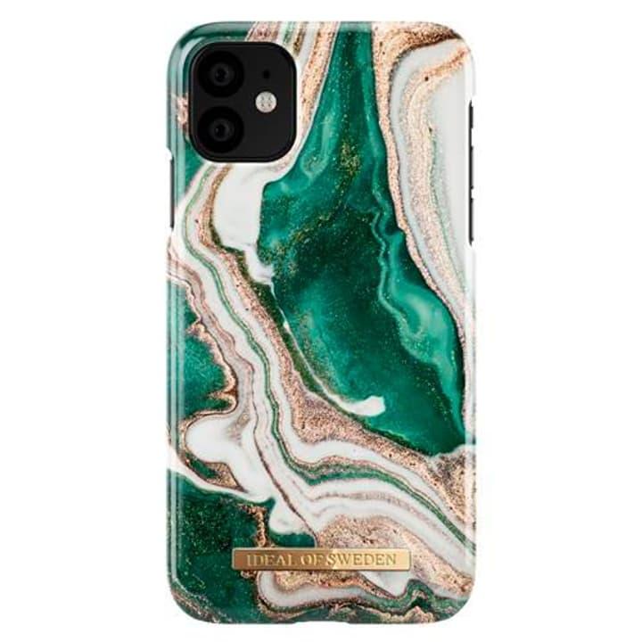 Hard-Cover Golden Jade Marble Hülle iDeal of Sweden 785300147879 Bild Nr. 1