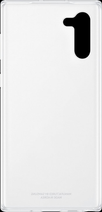 Clear Cover transparent Coque Samsung 785300146433 Photo no. 1