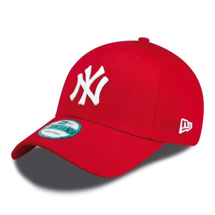 940 LEAG BASIC Casquette unisexe New Era 462314599930 Couleur rouge Taille one size Photo no. 1