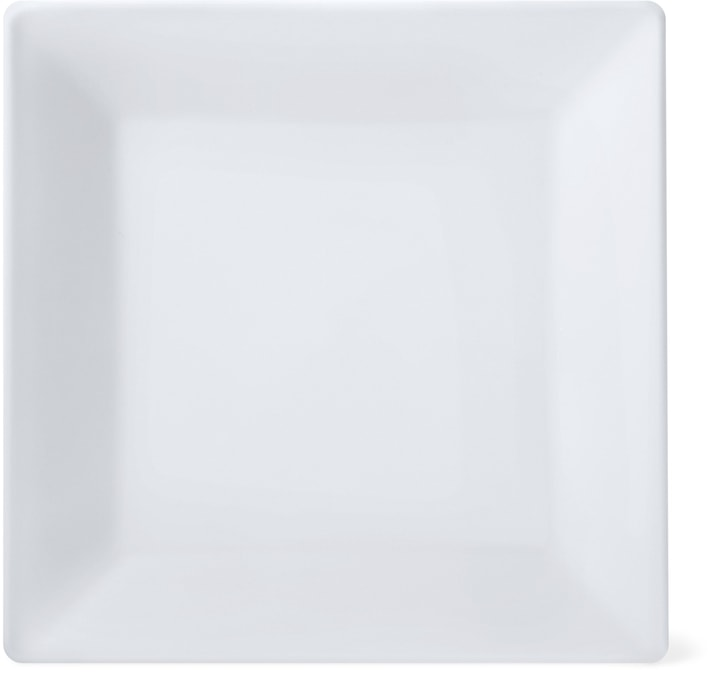 ASIA Dessertteller Cucina & Tavola 700159700001 Farbe Weiss Grösse B: 21.0 cm x H: 2.3 cm Bild Nr. 1