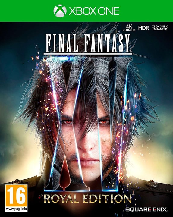 Xbox One - Final Fantasy XV Royal Edition (I) Box 785300132446 N. figura 1