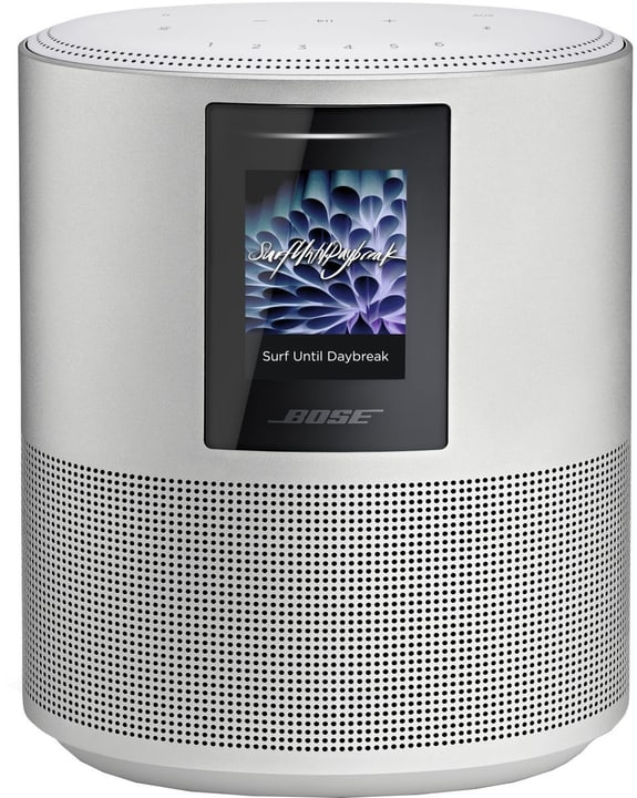 Home Speaker 500 - Argent Haut-parleur smart Bose 772827700000 Photo no. 1