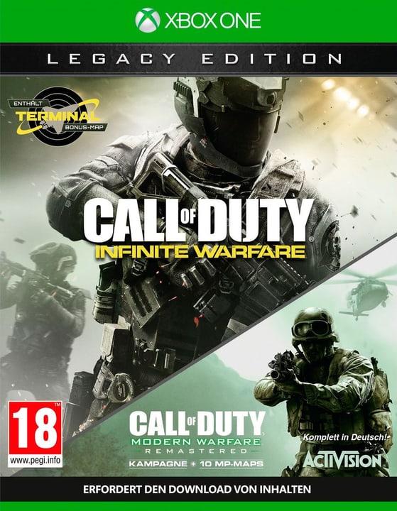 Xbox One - Call of Duty: Infinite Warfare - Legacy Editinkl. Terminal Box 785300121630 Photo no. 1