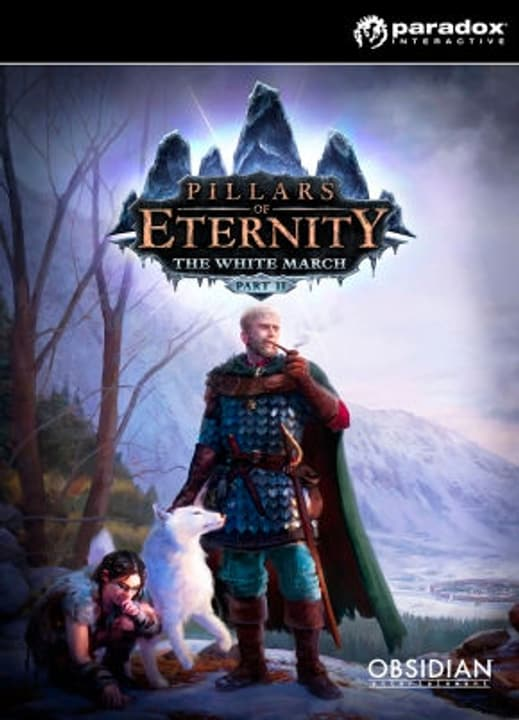 PC/Mac - Pillars of Eternity: The White March - Part II Download (ESD) 785300134190 N. figura 1