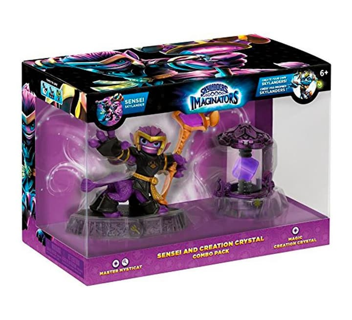 Skylanders Imaginators Combo Pack 2 785300121326 N. figura 1