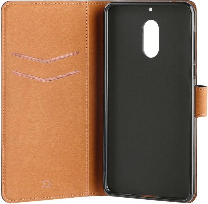 Slim Wallet Sel. Nokia 6 black XQISIT 798617400000 Bild Nr. 1