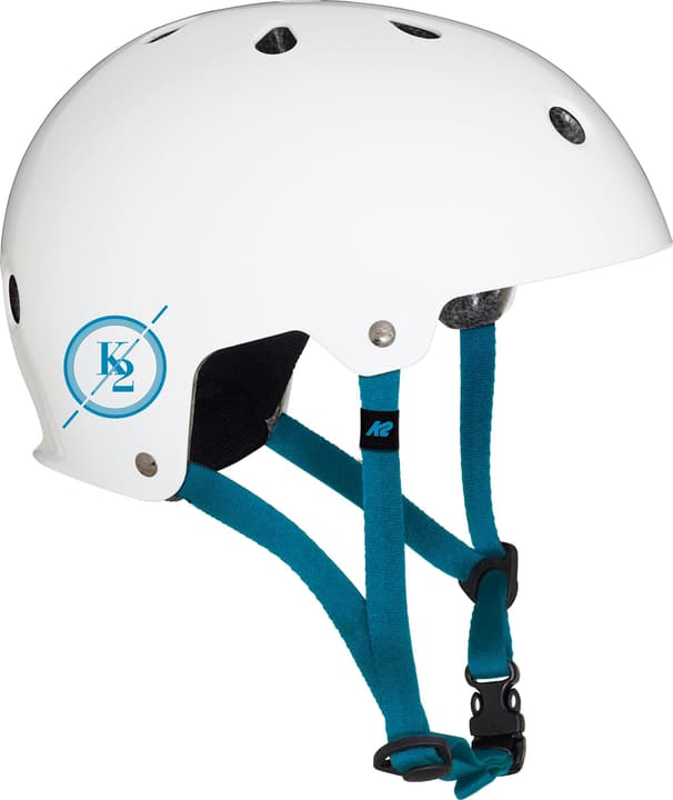 Varsity Casque K2 492449248510 Couleur blanc Taille 48-54 Photo no. 1