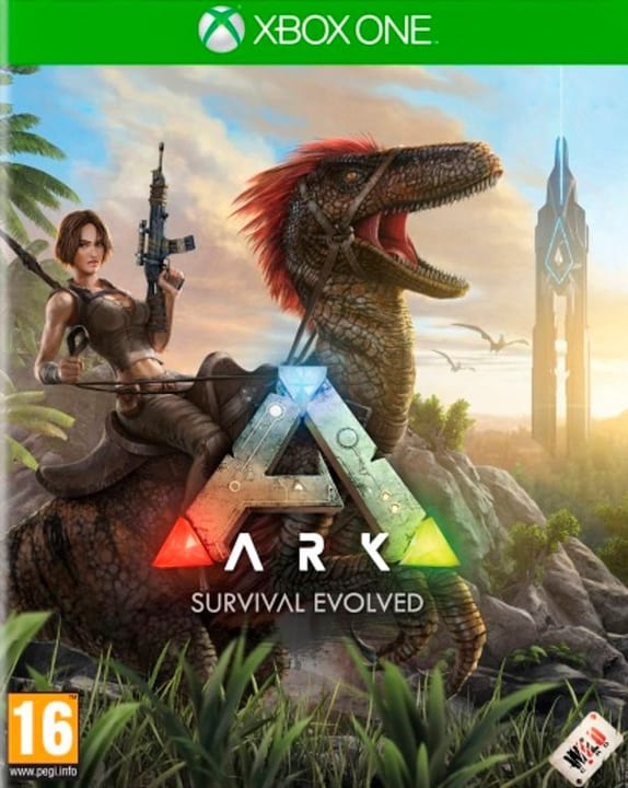 Xbox One - ARK: Survival Evolved Box 785300122830 N. figura 1