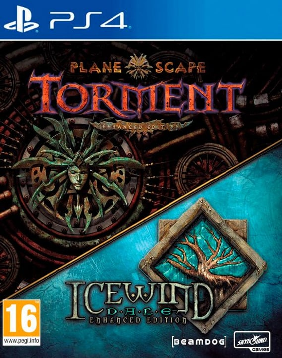 PS4 - Planescape Torment & Icewind Dale: Enhanced Edition Pack D Box 785300147105 Photo no. 1