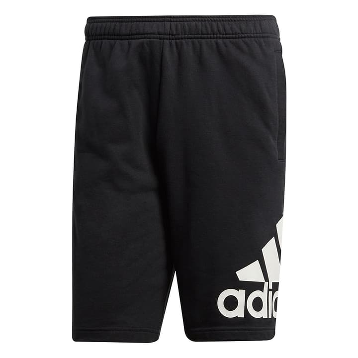 Essentials Chelsea Short Pantaloncini da uomo Adidas 462392300320 Colore nero Taglie S N. figura 1