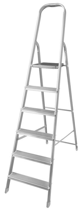Scala per uso domestico 630906600000 Numero di livelli 6 N. figura 1