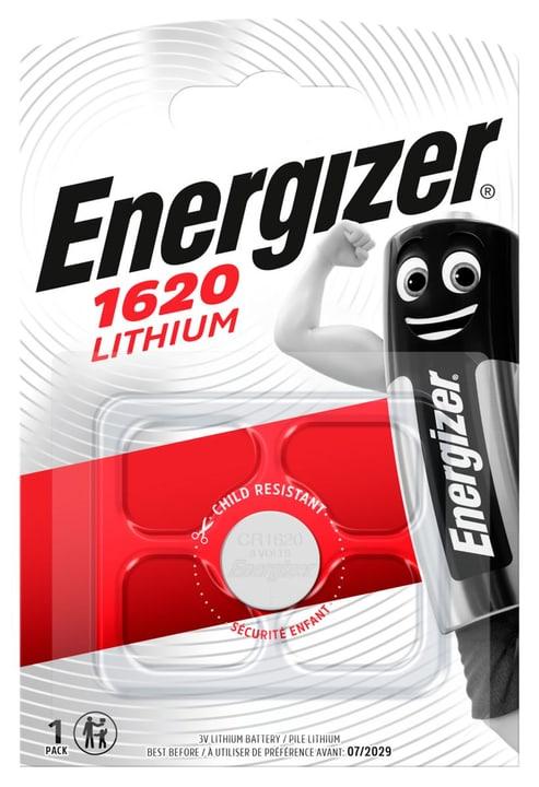 CR1620 1 pièce pile bouton Knopfzelle Energizer 792222600000 Photo no. 1
