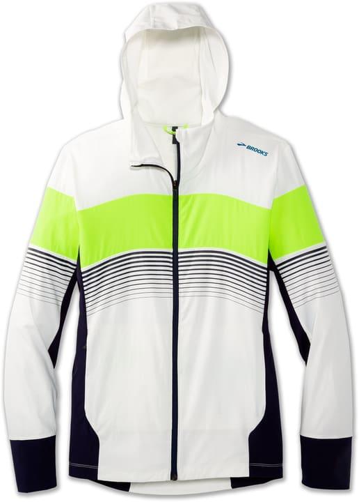 Canopy Jacket Veste pour homme Brooks 470173500310 Couleur blanc Taille S Photo no. 1