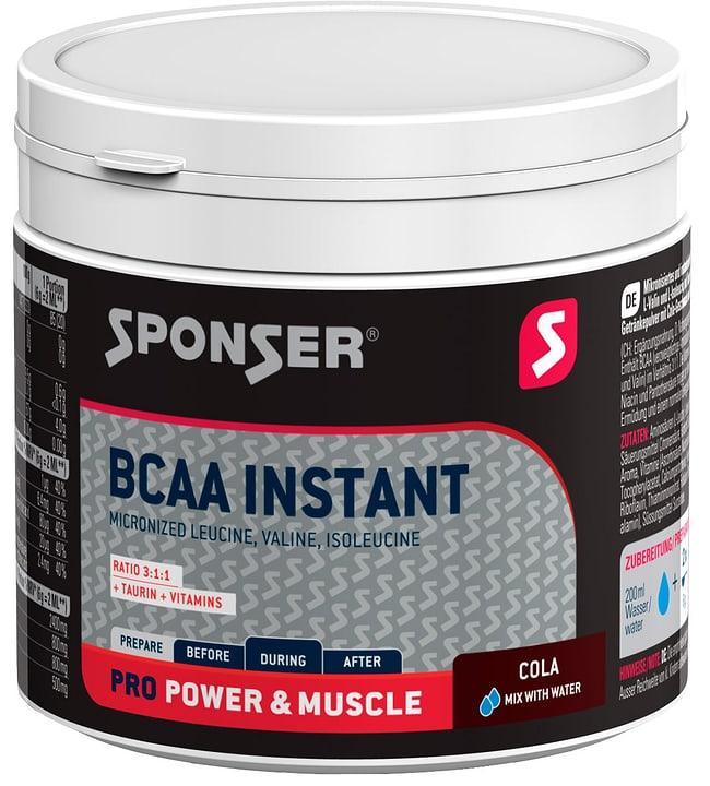 BCAA Instant Cola Boisson sous forme de poudre BCAA Cola Sponser 471989700000 Photo no. 1