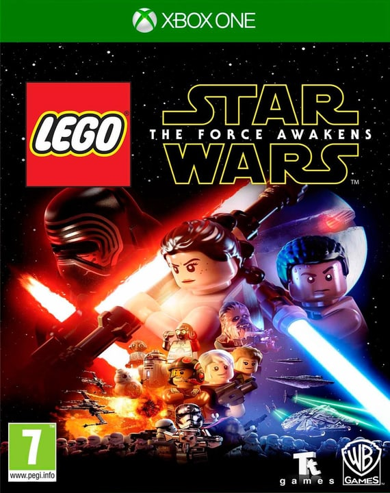 Xbox One - LEGO Star Wars The Force Awakens Box 785300120863 Photo no. 1
