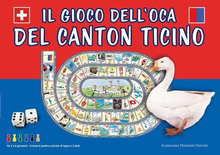 Gioco dell'oca del canton Ticino (F) 748927990100 Photo no. 1