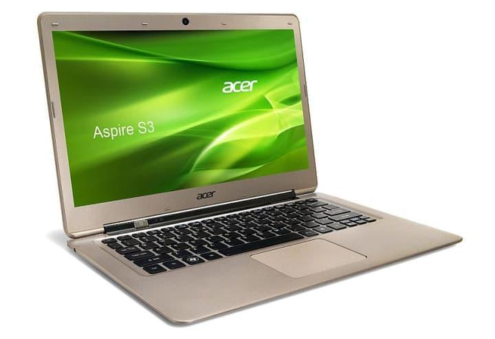 Aspire S3-391-53314G52add Acer 79776500000012 Bild Nr. 1