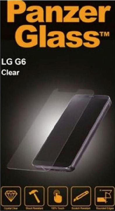 Classic LG G6 Pellicola prottetiva Panzerglass 785300134523 N. figura 1